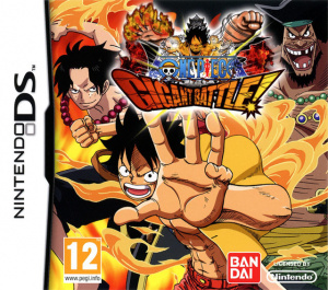 One Piece : Gigant Battle sur DS