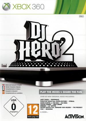 DJ Hero 2 sur 360