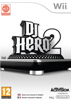 DJ Hero 2 sur Wii