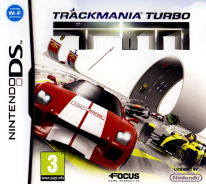 TrackMania Turbo sur DS