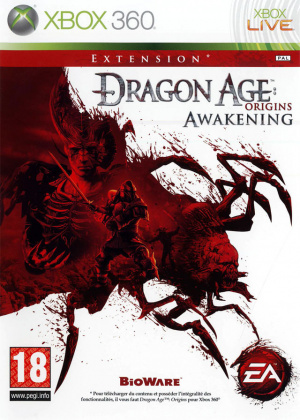 Dragon Age : Origins - Awakening sur 360