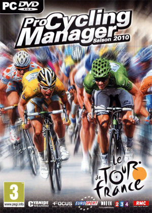 Pro Cycling Manager Saison 2010 sur PC
