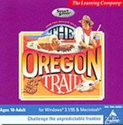 The Oregon Trail sur PC