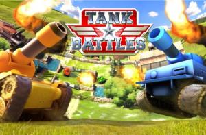 Tank Battles sur iOS