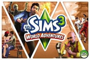 Les Sims 3 : Destination Aventure sur iOS
