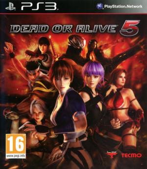 Dead or Alive 5 sur PS3