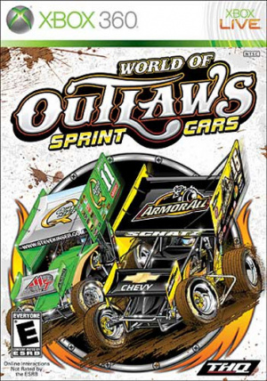 World of Outlaws : Sprint Cars sur 360