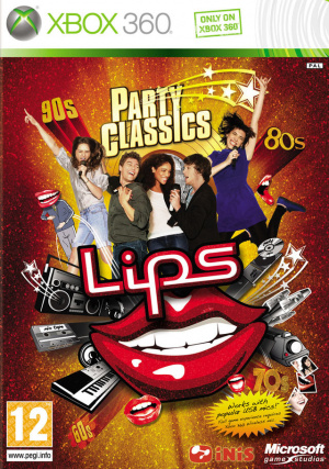 Lips : Party Classics sur 360