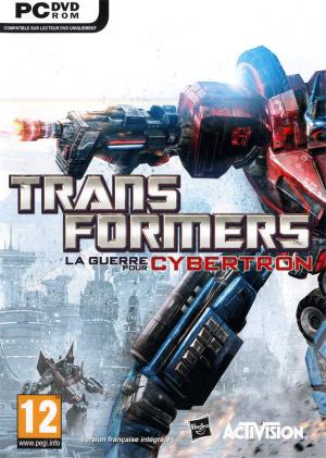 Transformers La Guerre Pour Cybertron Sur Pc Jeuxvideo Com