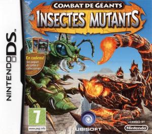 Combats de Géants : Insectes Mutants
