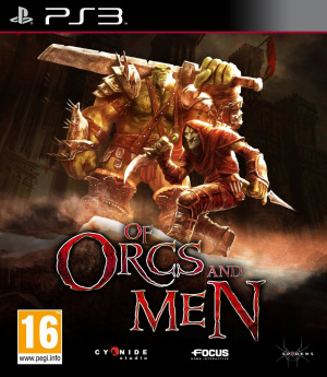 Of Orcs and Men sur PS3