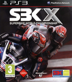 SBK X : Superbike World Championship sur PS3