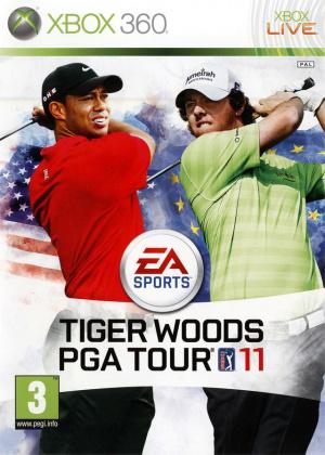 Tiger Woods PGA Tour 11 sur 360