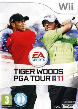 Tiger Woods PGA Tour 11 sur Wii
