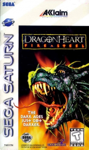 DragonHeart : Fire & Steel sur Saturn