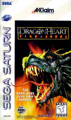 DragonHeart : Fire & Steel sur Saturn