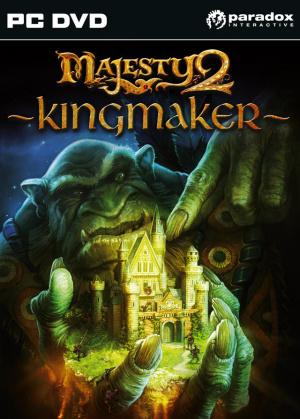 Majesty 2 : Kingmaker sur PC