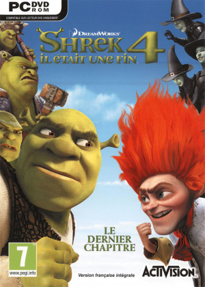 Shrek 4 : Il était une Fin sur PC