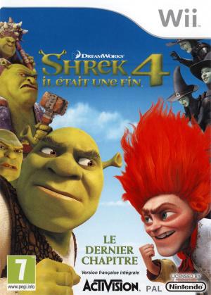 Shrek 4 : Il était une Fin sur Wii