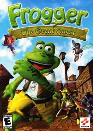 Frogger : The Great Quest