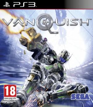 Vanquish sur PS3