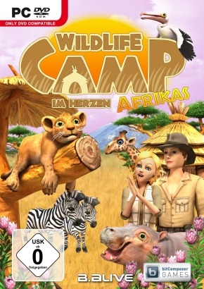 Wildlife Camp in the Heart of Africa sur PC
