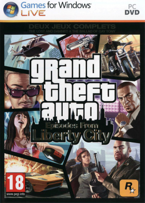 Grand Theft Auto : Episodes from Liberty City sur PC