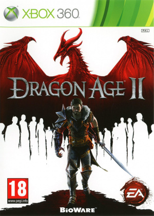 Dragon Age II sur 360