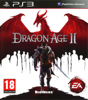Dragon Age II sur PS3
