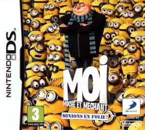 Moi, Moche et Méchant : Minions en Folie !