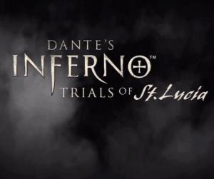 Dante's Inferno : Le Martyre de Sainte Lucie