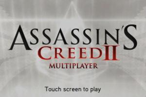 Assassin's Creed II : Multijoueur sur iOS