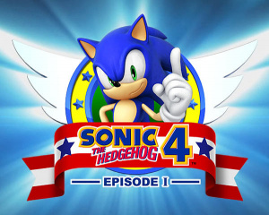 Sonic the Hedgehog 4 : Episode I sur Wii