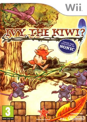 Ivy the Kiwi ? sur Wii