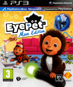 EyePet Move Edition sur PS3