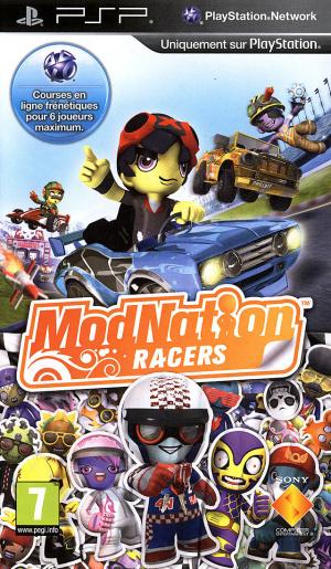 ModNation Racers sur PSP