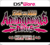 From the Abyss : Anonymous Notes - Part 1 sur DS