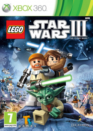 LEGO Star Wars III : The Clone Wars sur 360