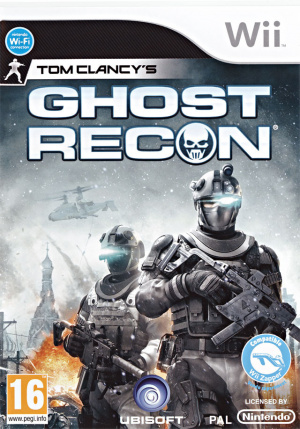 Tom Clancy's Ghost Recon sur Wii