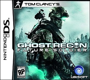 Ghost Recon : Future Soldier sur DS