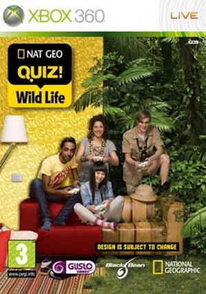 NatGeo Quiz ! Wild Life (Xbox 360)