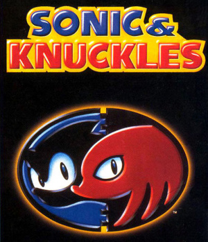 Sonic & Knuckles sur Wii