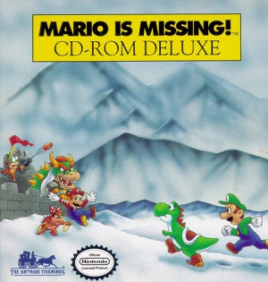 Mario is Missing !
