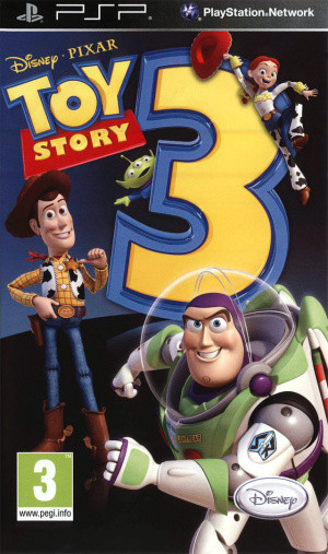 Toy Story 3 sur PSP