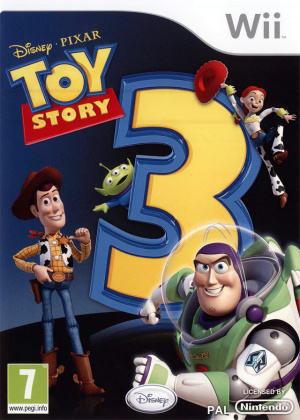 Toy Story 3 sur Wii