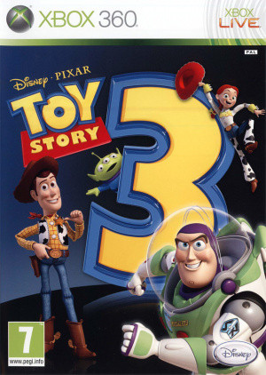 Toy Story 3 sur 360