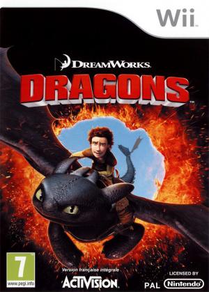 Dragons sur Wii