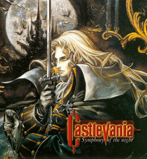 Castlevania : Symphony of the Night sur PSP
