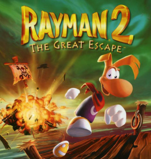 Rayman 2 : The Great Escape sur iOS