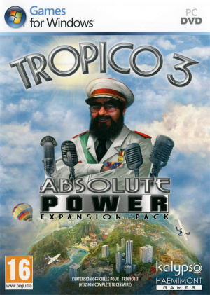 Tropico 3 : Absolute Power sur PC